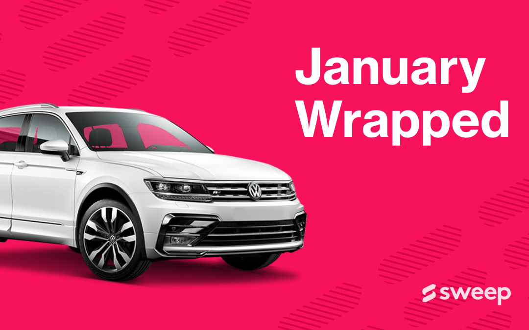 January Wrapped • The motoring trends that defined the past month