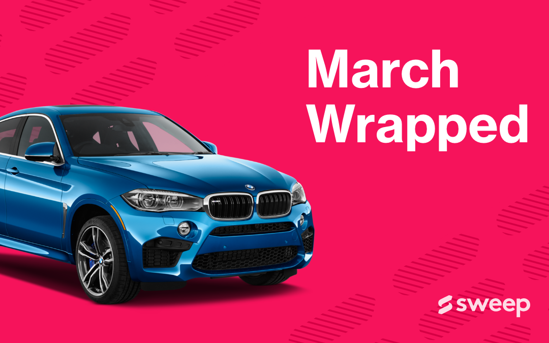 March Wrapped • The motoring trends that defined the past month