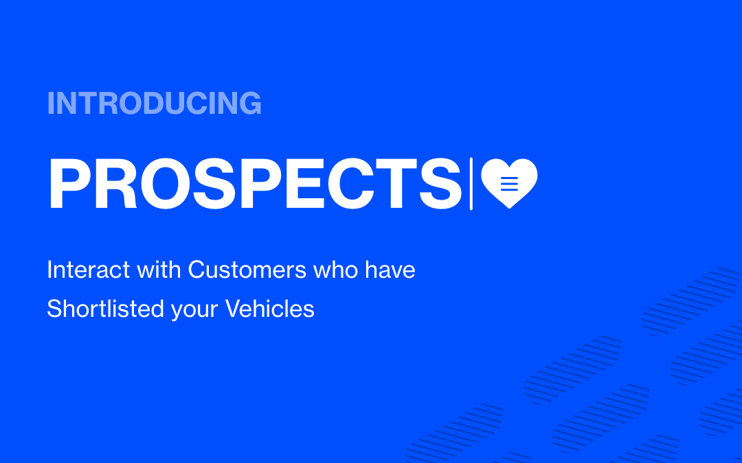 Prospects: Outbound Sales for Dealerships on Sweep