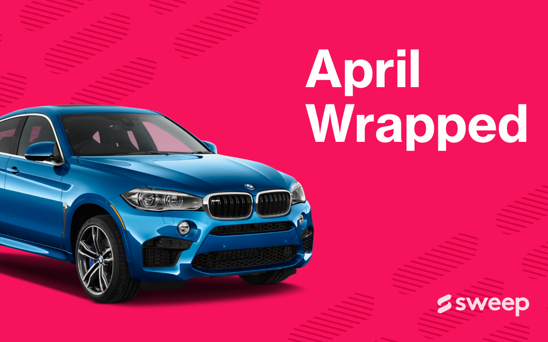 April Wrapped • The motoring trends that defined the past month